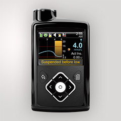 MiniMed<sup>&reg;</sup> 640G INSULIN PUMP SYSTEM^